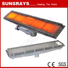 Calentador de horno de recubrimiento en polvo (calentador de infrarrojos 2002)