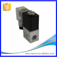 China direct acting gas solenoid valve with aluminum material 2V025-08