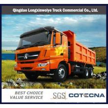 BEIBEN nova cabine V3 375HP caminhão basculante (ND32500B3517)
