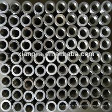 Prix de fabrication Asie standard coupleur rebar et roulement filetage droit manchon