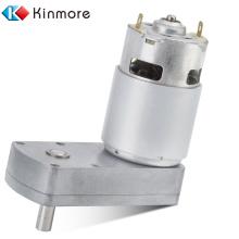 Motor de engrenagens rotativas de alto torque 12V DC