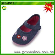 Nuevos zapatos de bebé felices populares de la fábrica de China