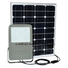 Sidewalk and Wildlife Area Used LED Solar Flood Light