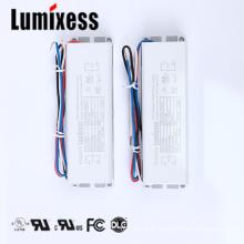 40W FCC calificado constante corriente lineal conductor 1200ma para cables duros Accesorios de iluminación