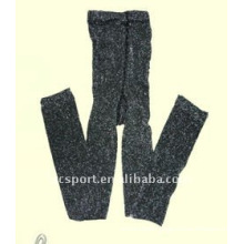 Knitted cotton children tights