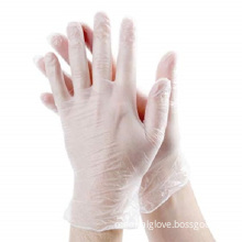 disposable safety medical examination vinyl gloves