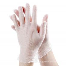 industrial pvc coated work vinyl powder free gloves