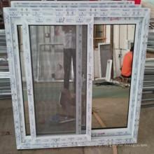 O melhor preço do melhor vendedor do PVC janelas vitrificadas dobro O melhor preço do vendedor melhor janelas dobro do PVC do envidraçado