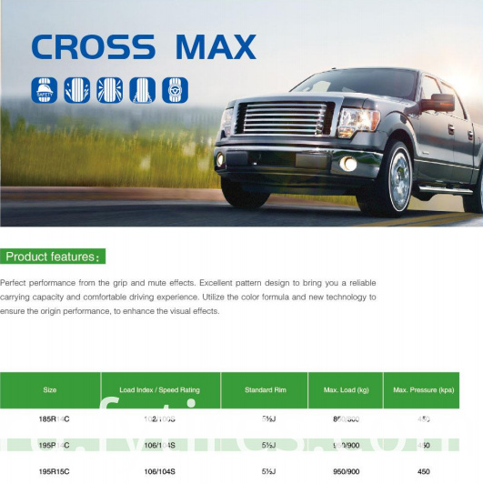 CROSS MAX Catalogue