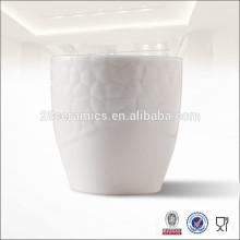 Nouveau design drinkware set tasses en céramique bone china large bouche tasse de thé