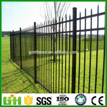 2016 Hot Sale Low Price Zinc Steel Fence