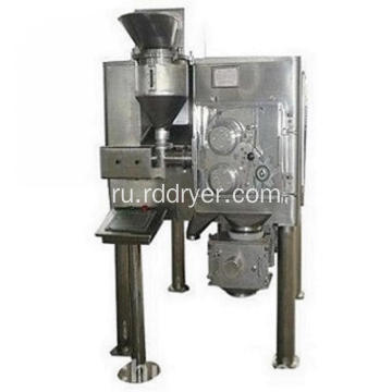 Dry rolling press granulator for medical industry
