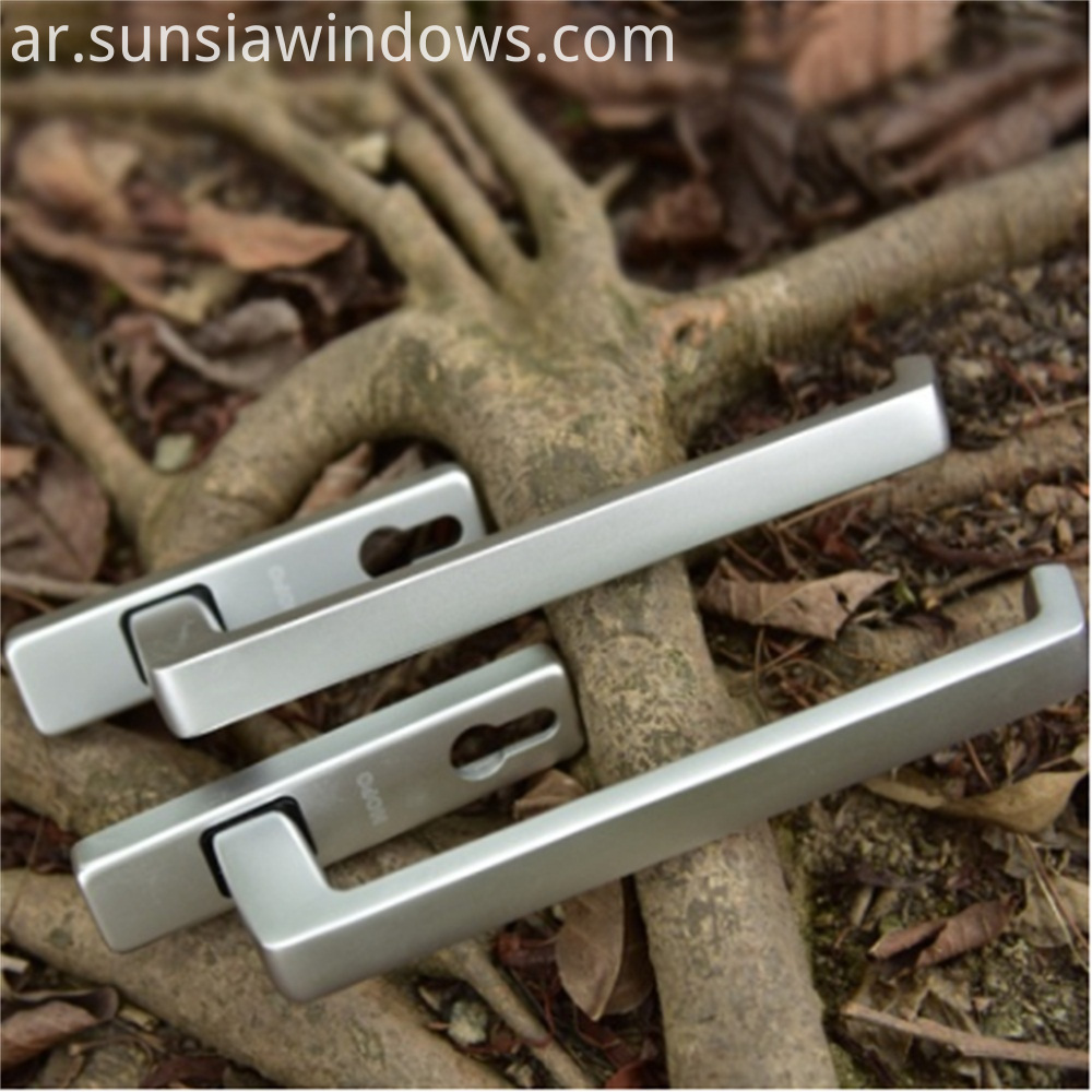 Heavy Duty Lift Aluminum Sliding Door handle,Aluminum Lifting Sliding Door Handle, Lift & Slide Door Lift Door Handle