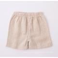 Pantalones cortos infantiles de algodón orgánico