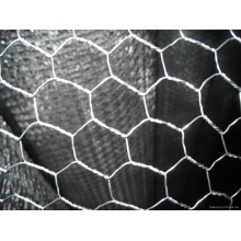 Automatic different mesh size hexagonal wire mesh