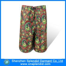 Shenzhen atacado verão colorido Mens denim cargo shorts
