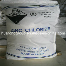 Zinc Chloride Industrial Grade & Battery Grade CAS No.: 7646-85-7
