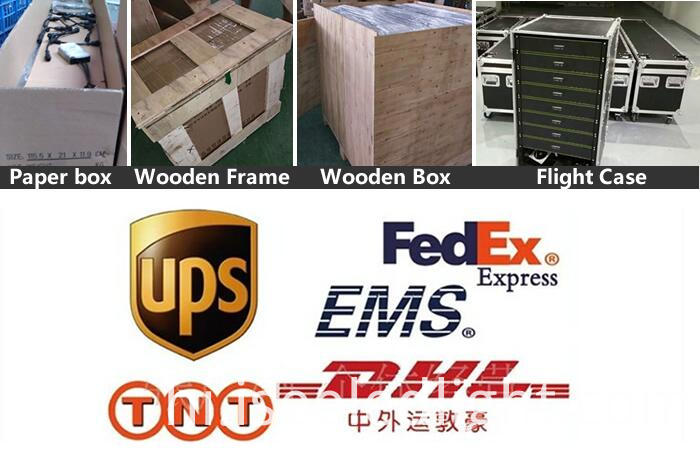 package and shipping