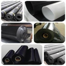 Waterproof black HDPE sheet for pond liner