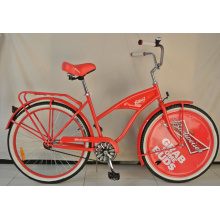 """26 """"Werbung Beach Bike Cruiser Fahrrad (FP-BCB-C028)"""