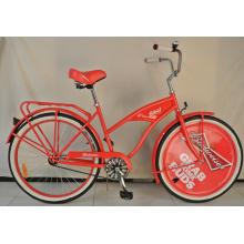 """26 """"bicicleta do cruzador da bicicleta da praia da propaganda (FP-BCB-C028)"""