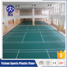Not easy to be separated indoor plastic flooring wholesales