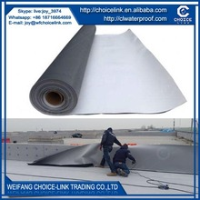 for pool polyester reinforced PVC waterproof membrane