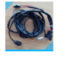 Factory Car HID Daytime Driving Light Wire Harness with Relay