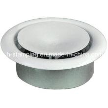Emballage de soupape d'alimentation en métal