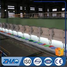 ZHAOSHAN serviette de point de chaîne chenille machine de broderie informatisée 620 prix