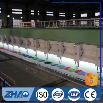 ZHAOSHAN ponto de corrente toalha chenille computadorizado bordado máquina 620 preço