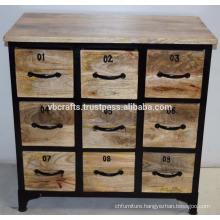 shabby chic drawer cabinet