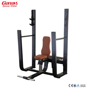 Equipamento de Ginástica Top Olympic Seated Bench Press