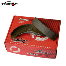 FSB519 Chinese Car Parts Brake Shoes for Peugeot 306