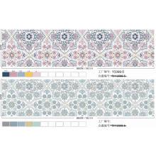 Tissu en microfibre 100 Hometextile avec impression de pigment en polyester