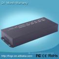 16 ports rj45 to bnc video converter fiber optical multiplexer