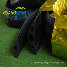 10m Rubber Cable, 3-Channel Rubber Cable Protector