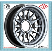 A356 aluminium wheels Chinese cheap rims factory