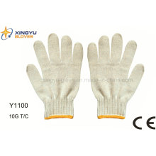 10g T/C Safety Work Glove (Y1100)