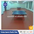 Tapete profissional do revestimento do Pvc do tênis de mesa do assoalho do esporte do Pvc