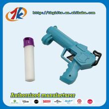 Brinquedo de arma de tiro de ar plástico com bala macia