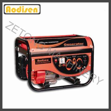 850W 154f Gasoline Engine 24V DC Generator