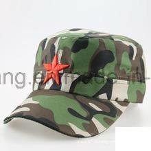 Chapéu desportivo de alta qualidade, boné de exército de basebol