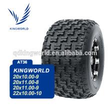 Pneu pour VTT MX 20 x 11-9, arrière VTT pneus 20 x 11 9