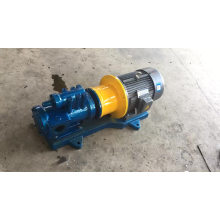 3QGB series high temperature heat bitumen screw pumps