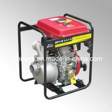 False 3 Inch Diesel Water Pump E-Start Red Color (DP30E)