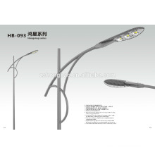 Aluminum body cob USA bridgelux chip led street light 150W with CE certificate