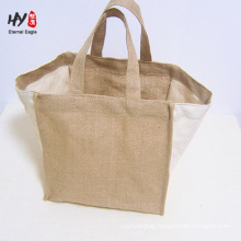 eco-friendly wear-resistant high quality linen bag