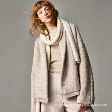 New winter Clothes Knitting Loose Ladies Coat Mulheres Camisola Cardigan