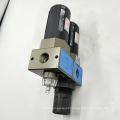 Conjunto de válvula pneumática e lubrificador SHAKO UFR / L série UFR / L-02, UFR / L-03, UFR / L-04